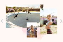 Photo Inspiration - Poses / fashion photography
