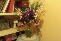 my florial creations (self made) / by Matthew Cook