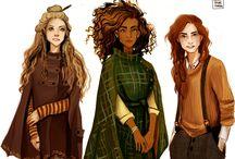 > Inspiracje Harry Potter <