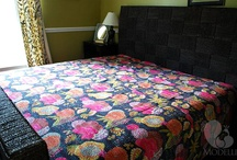 HANDMADE BEDSPREADS | CREWEL WORK BEDSPREADS | QUILTED BED SPREADS | DECORATIVE BED SPREADS | HANDMADE BED SPREADS | DECORATIVE THROWS