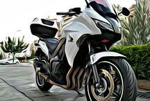 motosiklet / motorcycle honda yamaha ktm
