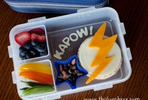 kids lunches and snacks