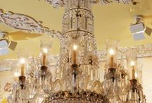 Chandeliers and Lamps / by Memé Mimí