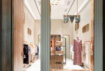 Interior design - store