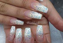 wed. .nails