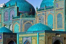 mosque art
