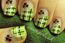 St.Patrick Day Nails