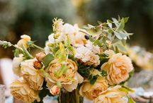 Autumn flower ideas / Fall inspired flowers for bouquets and wedding decoration