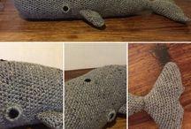 my work Big whale #crochet #guysthatcrochet #menthatcrochet #menwhocrochet #yarn #yarnlove #wool #crochetersofinstagram #instacrochet #yarncraft