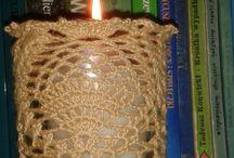 miseczki, świeczniki, koszyczki