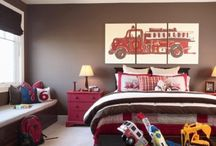 Boys room / by Lindsey McCloy