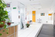 Nuestras instalaciones en España / Sedes de Madrid, Sevilla, Burgos y Tenerife.