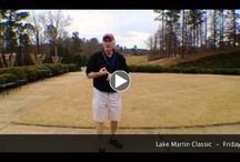 Lake Martin Golf / Golf courses and events near Lake Martin Alabama. Comment on the pins if you have played there and share your experience with your fellow golf enthusiasts.