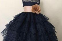 kidsドレス