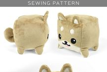 Plushies & Sewing