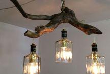 κατασκευή για φώτα