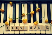 I <3 music / by Maria Schisler