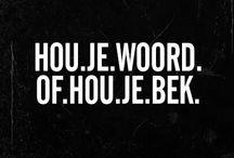 98.  Gekke spreuken. / Nederlands