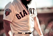 SF Giants / by Allison Boister