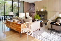 Favorite Spaces / Rooms I love.