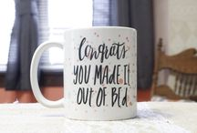 Mugs! / by Heather Schultheis