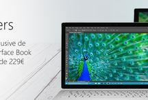 À la une, Bons plans, Surface, Insider, Microsoft, Offre, Promotion, réduction, Store, Surface Book, Surface Pro 4
