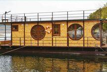 плавучий дом