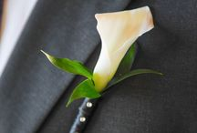 Boutonniers and Corsages / Boutonnieres and Corsages can be designed in a multitude of ways.