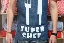avental chef