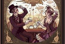 vintage steampunk
