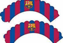 Barcelona topper