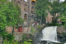 Akerselva - Oslo kapokam