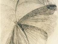 Floral & Dragonflies