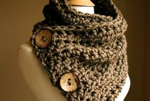 Crochet and Knit Scarves / A board that strictly features nothing but crocheted and knit scarves/cowls!