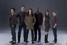 Continuum / All about the TV show / by Melody Burdette
