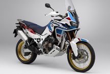 2018 Honda Motorcycles