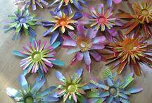 Alüminyum Kutu Çvcicekiçekler