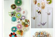 Craft / A few crafty DIY bits which have inspired me