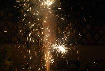 Bonfire night / fireworks