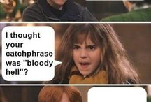 Harry Potter puns