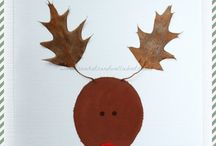 grade 4/5 christmas art ideas