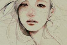 such a pretty drawing