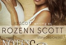 Rozenn Scott / My new MF writing alter ego