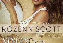 Rozenn Scott / My new MF writing alter ego