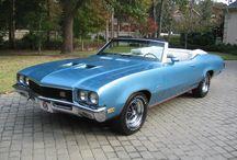 USA 70's cars