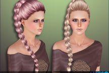 Los Sims 3 - Cabellos - CC