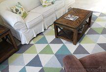 Living Rooms / Decorations, floor plans, design, etc