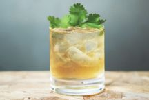 Cocktails to taste