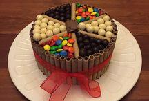 Tortas personalizadas / Tortas personalizadas de panqueque y bizcocho.