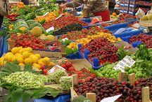 nice vagetable & fruit.